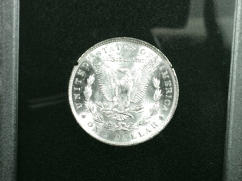 1ドル硬貨 モーガン カーソンシティ
