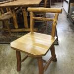 秋田木工ダイニング椅子