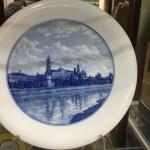マイセンmeissen飾り皿
