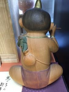 小林愚童木彫人形4
