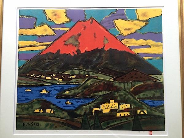 tasaki-hirosuke-lithograph