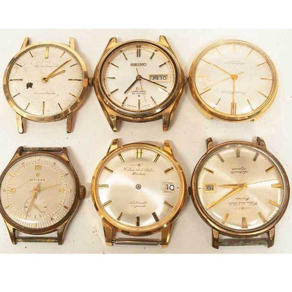 時計ジャンク
