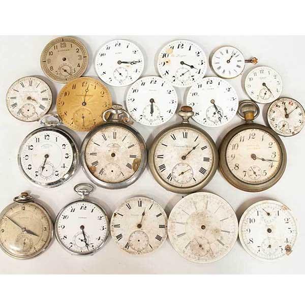 懐中時計-機械式