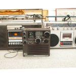 sony ラジオ ラジカセ