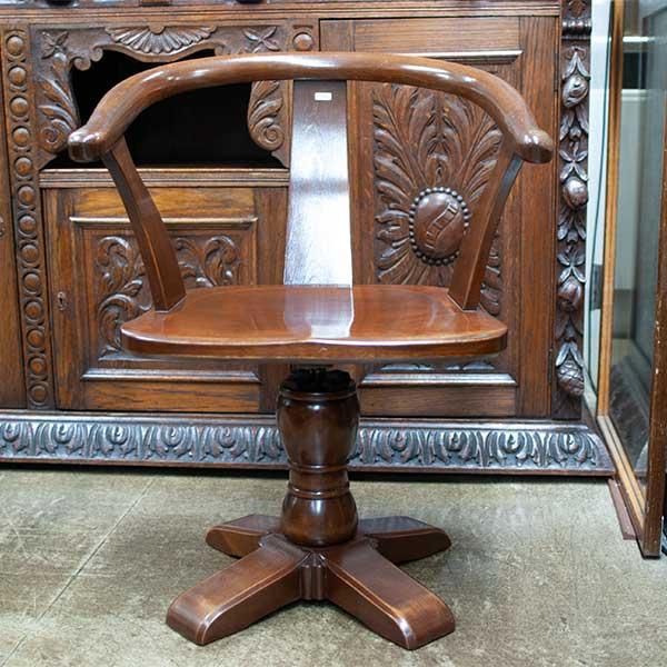 日本製ヴィンテージ事務椅子