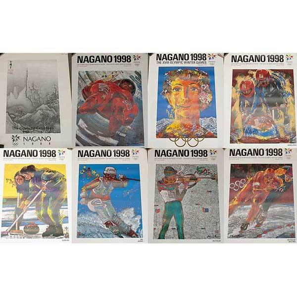 長野オリンピック-冬季-五輪-公式ポスター