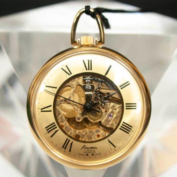 Aroma 懐中時計