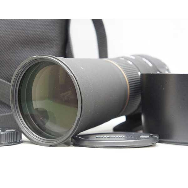 シグマ APO-170-500mm-F5-6.3