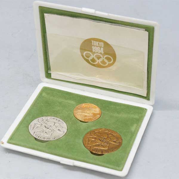 東京オリンピック記念メダル