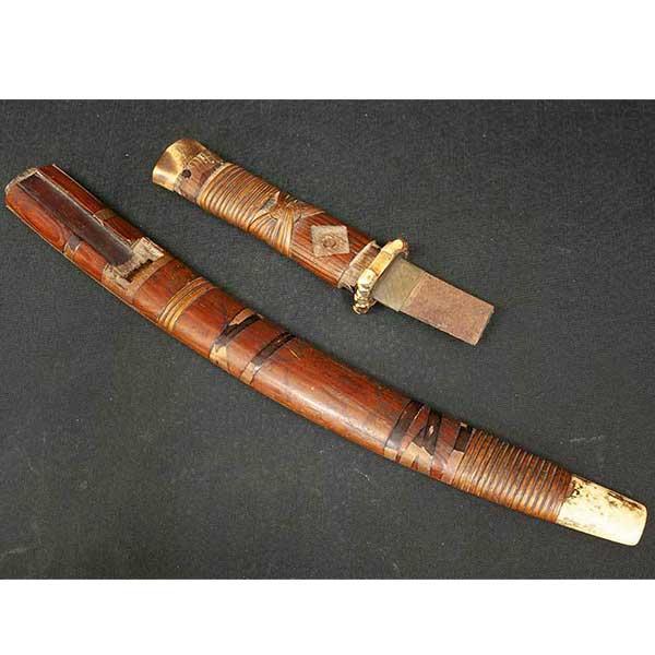 北海道 アイヌ刀