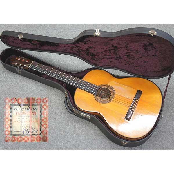 ビンテージ フラメンコギター
