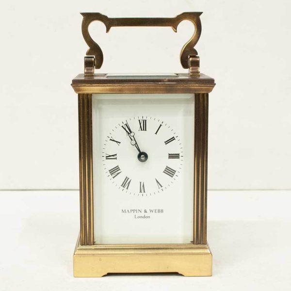 マッピン&ウェッブ 置き時計