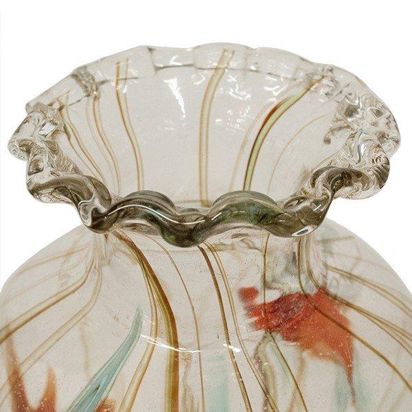 ヴェネチアングラス 花瓶 ラグーナ・ムラノガラス