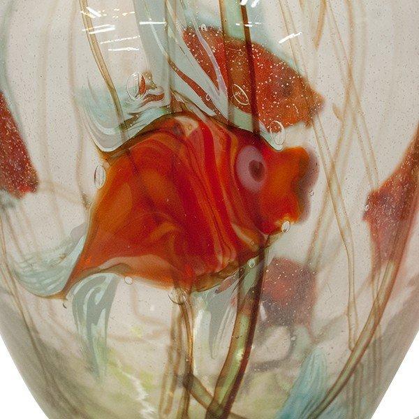 ヴェネチアングラス 花瓶 ラグーナ ムラノガラス