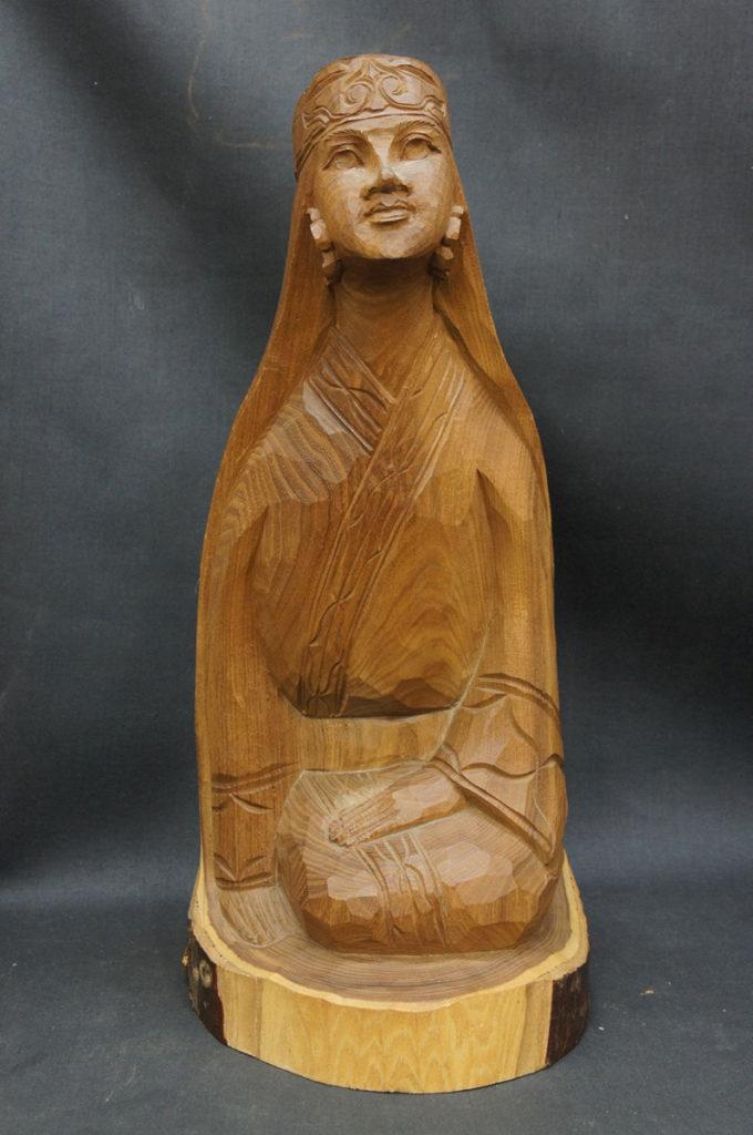 アイヌ木彫り