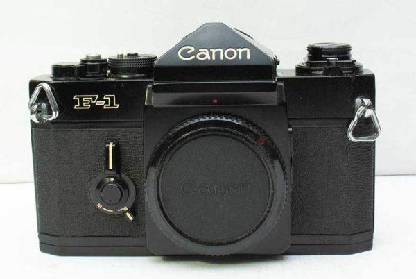 キャノン F-1