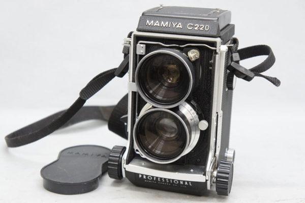 マミヤ C220