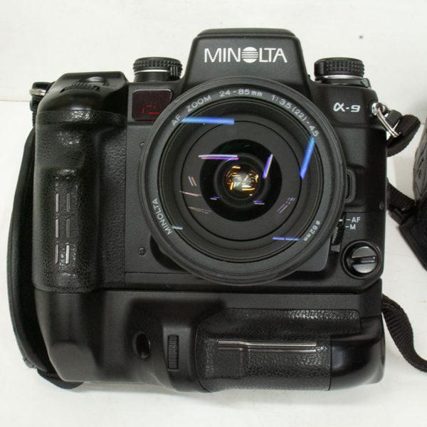 ミノルタ α-9