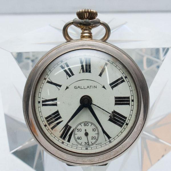 GALLATIN 懐中時計