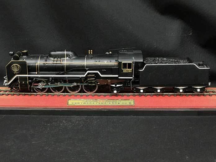 D51 鉄道模型
