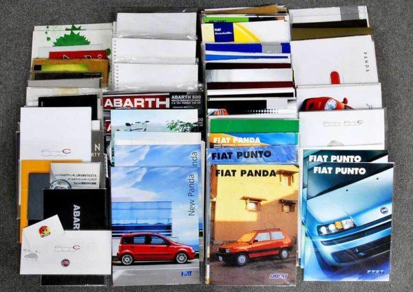 FIAT カタログ