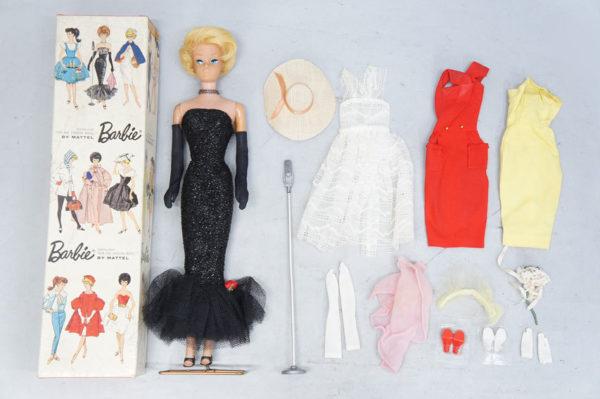 ビンテージ Barbie バービー