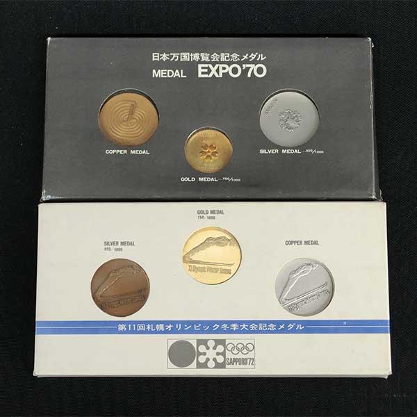 オリンピックエクスポ金貨