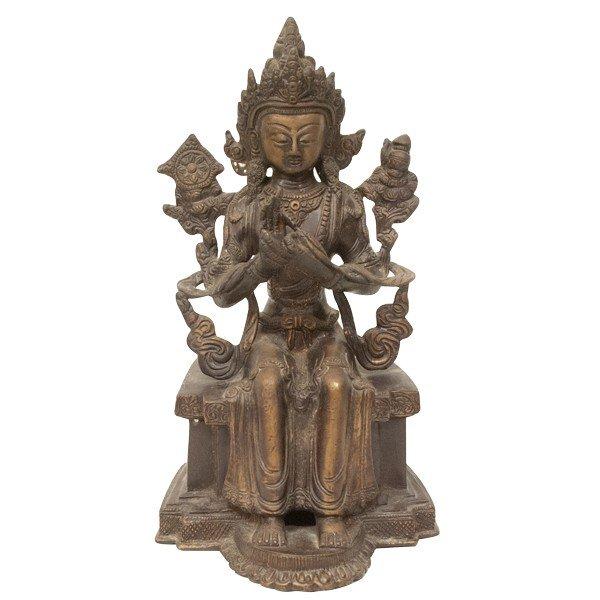 チベット 仏像 菩薩像