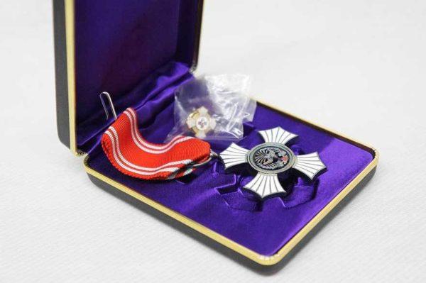 日本赤十字社 勲章