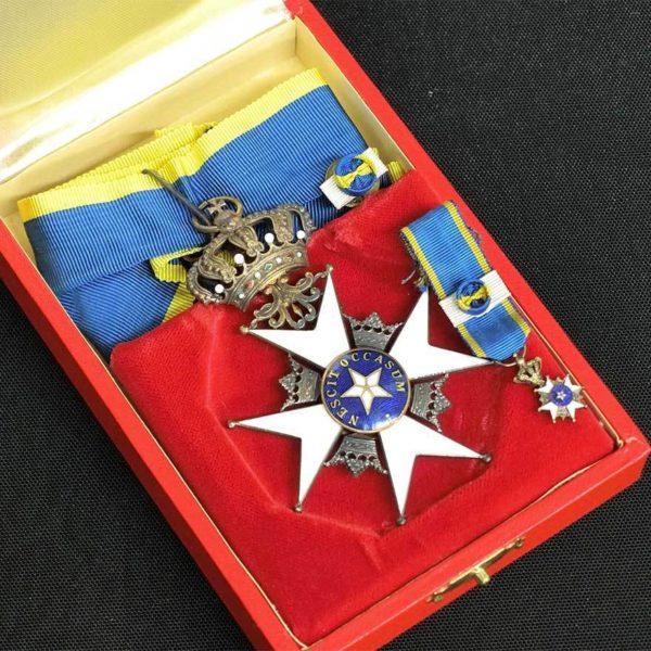 スウェーデン勲章