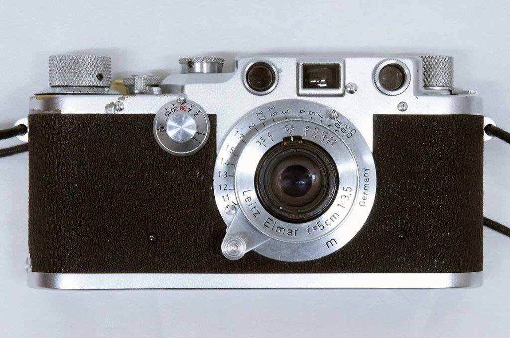 ライカ3c Ⅲc LEICA IIIc 年代物カメラ