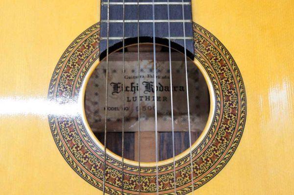 小平楽器 ハンドメイド ギター E500_02