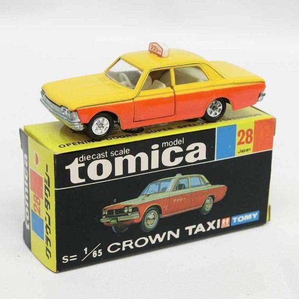 トミカ 黒箱 28