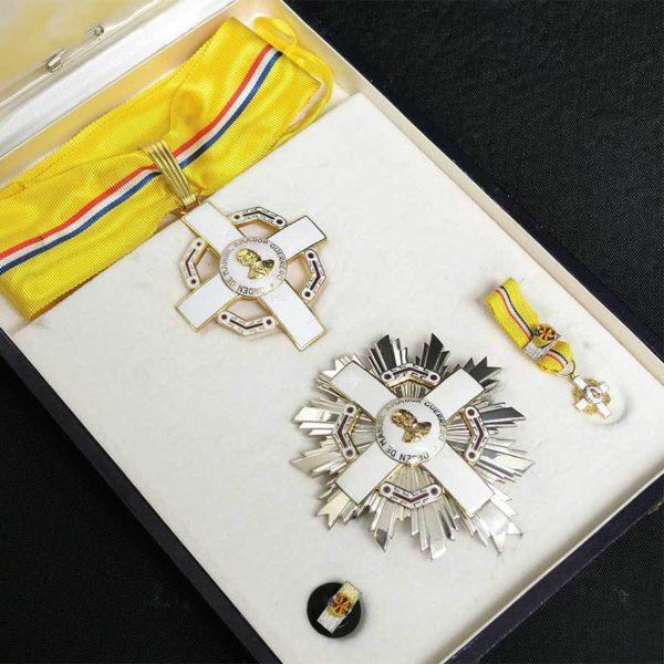 パナマ共和国 勲章