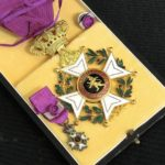 ベルギー王国 レオポルト勲章徽章