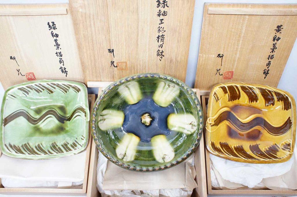 舩木研兒 楕円・角鉢