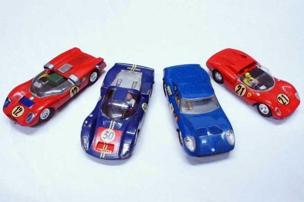 田宮模型 スロットレーシングカー