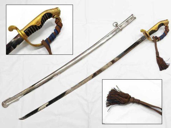 サーベル指揮刀
