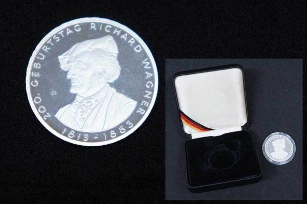 ドイツ 10ユーロ 白銅貨