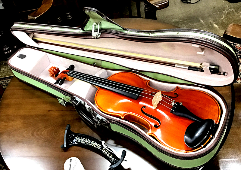 スズキ バイオリン 520 anno 買取