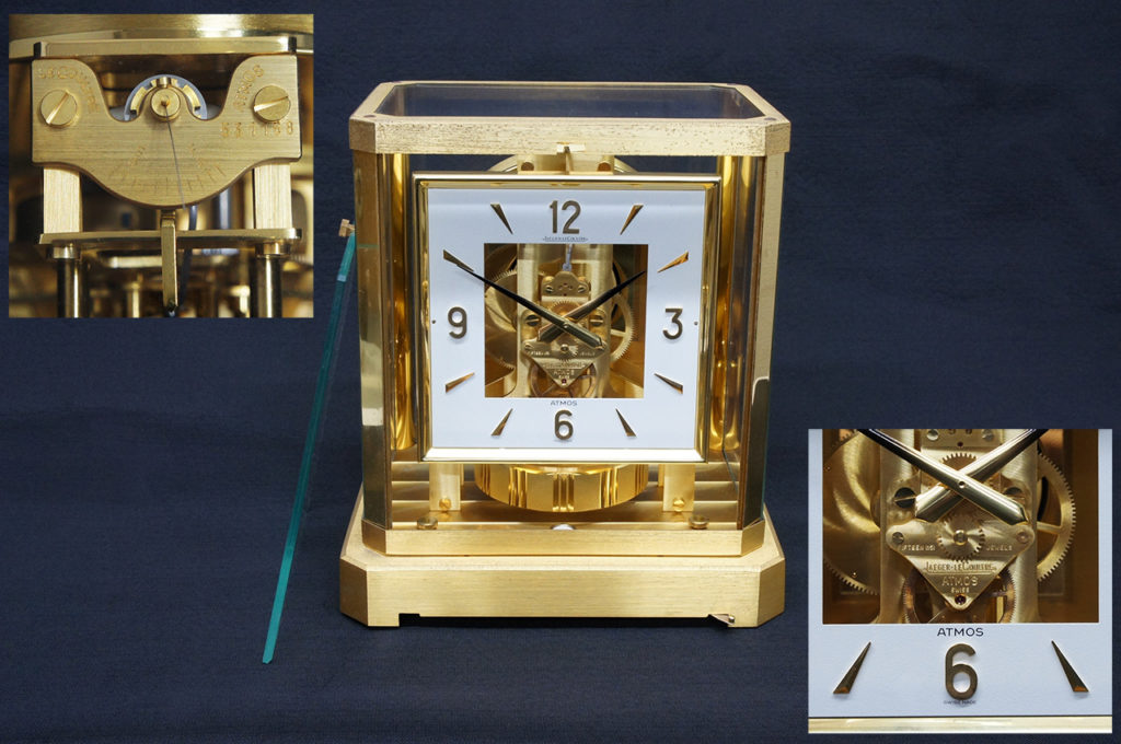 ジャガー・ルクルト アトモス 永久時計 (5903 VIIIC)