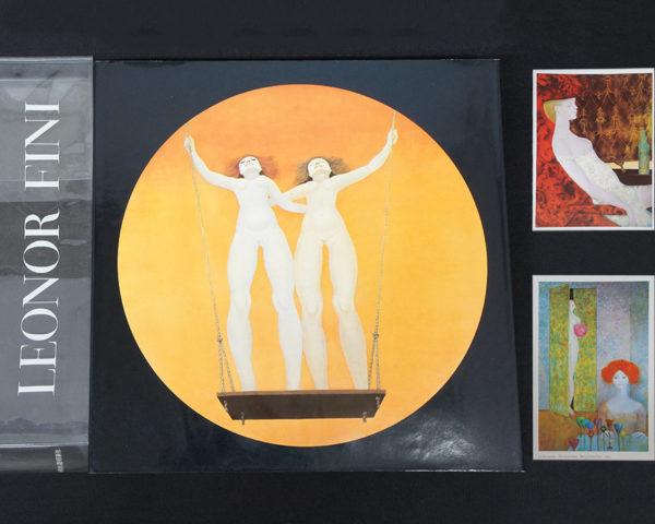 レオノール・フィニ Leonor Fini 画集