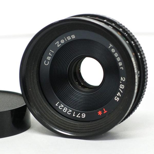 カールツァイス テッサー 45mm F2.8