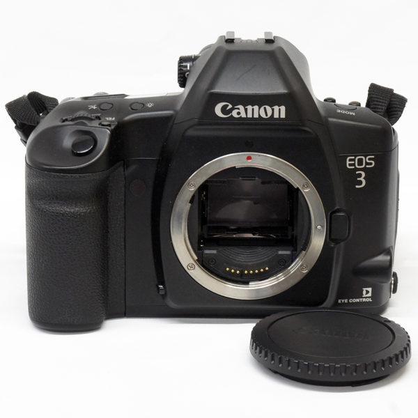 Canon EOS 3 EYE CONTROL