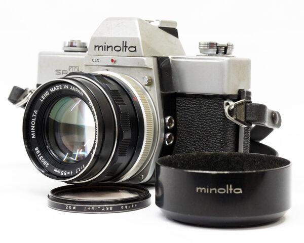 ミノルタ Minolta SR T 101