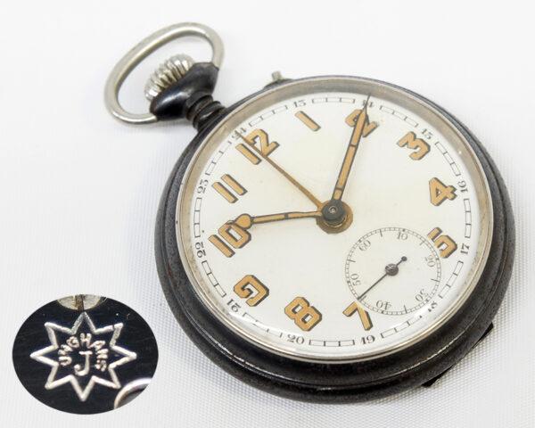 ユンハンス製懐中時計(2)