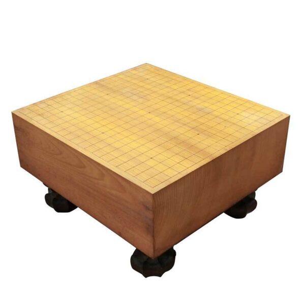 本榧 碁盤 柾目